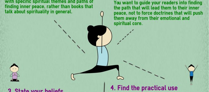 5 Tips for Writing a Book about Spirituality [Infographic]