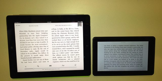 Are e-Book Readers or Tablets Better for Kids to Use for Reading?