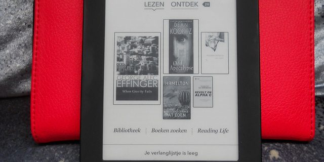 Is Kobo about to Release a New eBook Reader?