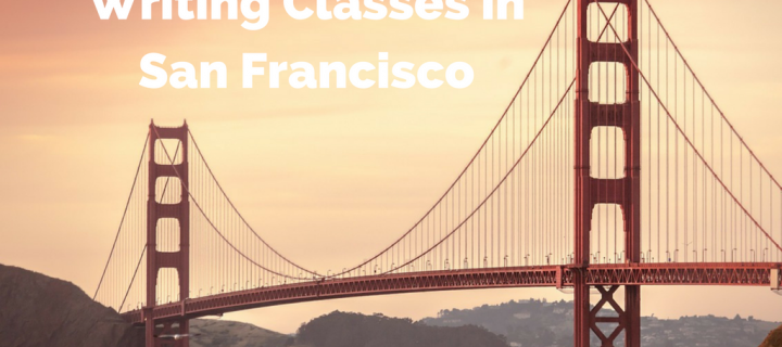 7 Top Providers of Writing Classes in San Francisco