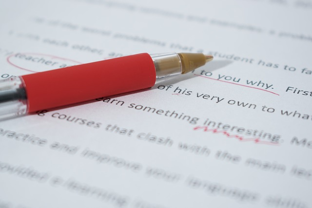 how to peer edit an essay