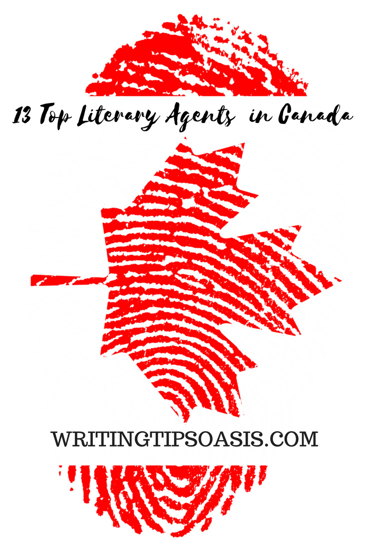 Canadian literary agents