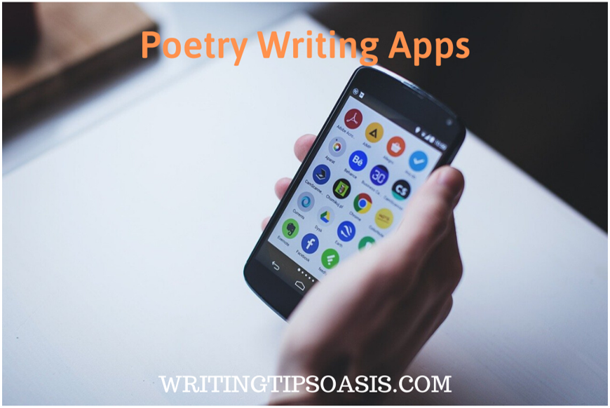 apps for writing poetry