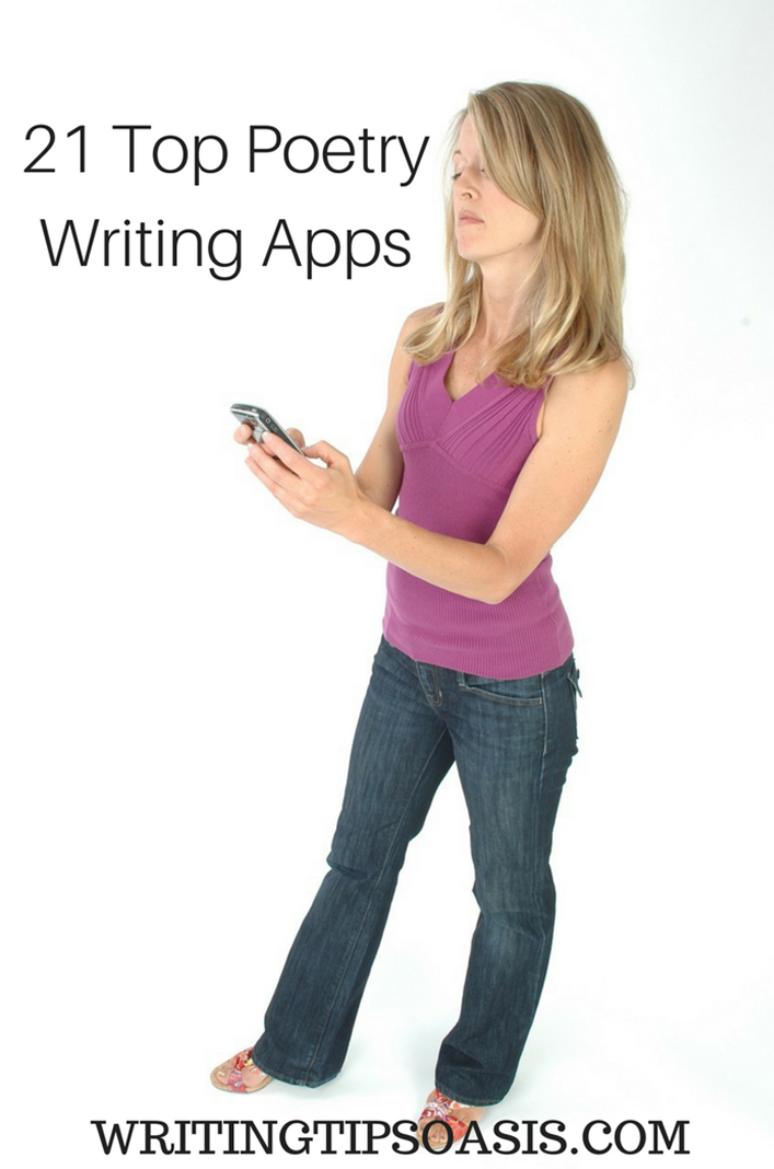21 Top Poetry Writing Apps - Writing Tips Oasis