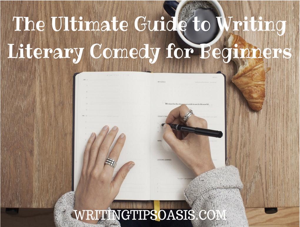 beginner's guide to writing humor