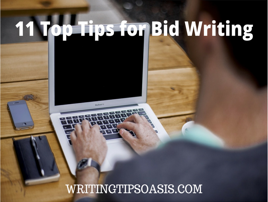 bid writing tips
