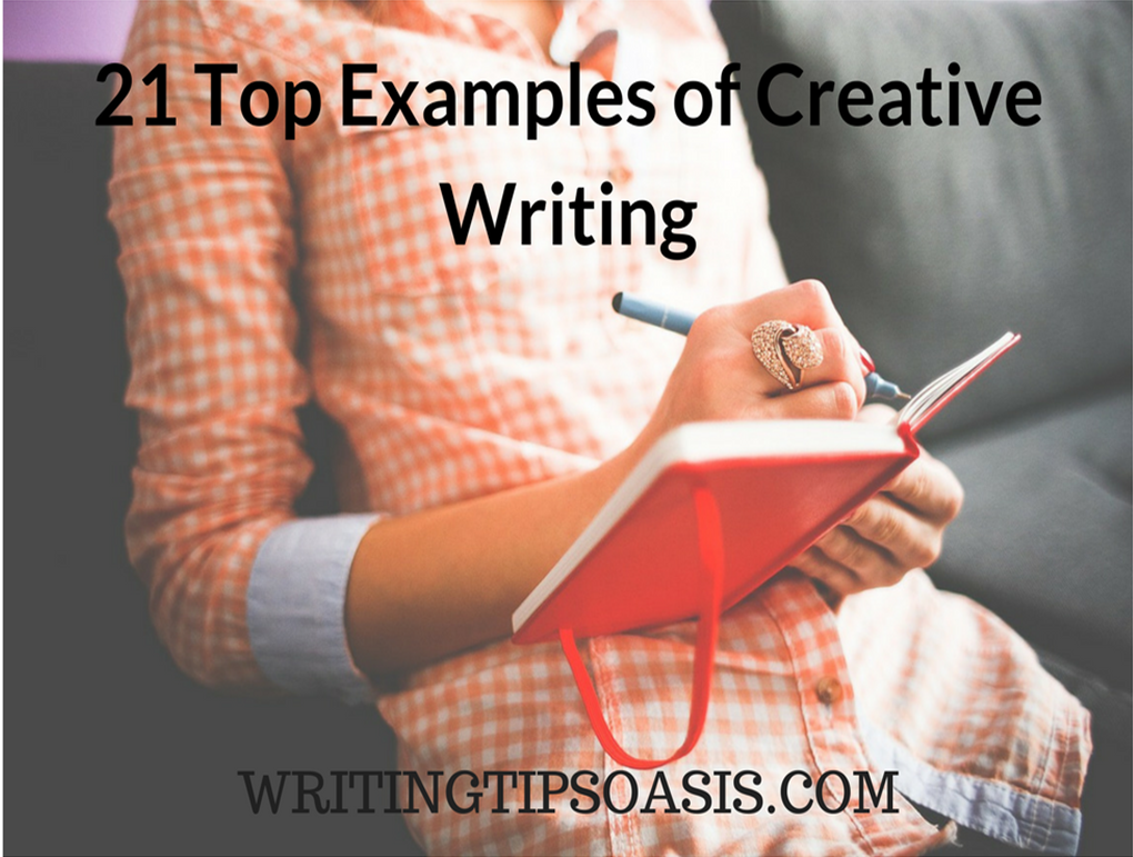 examples of creative writing