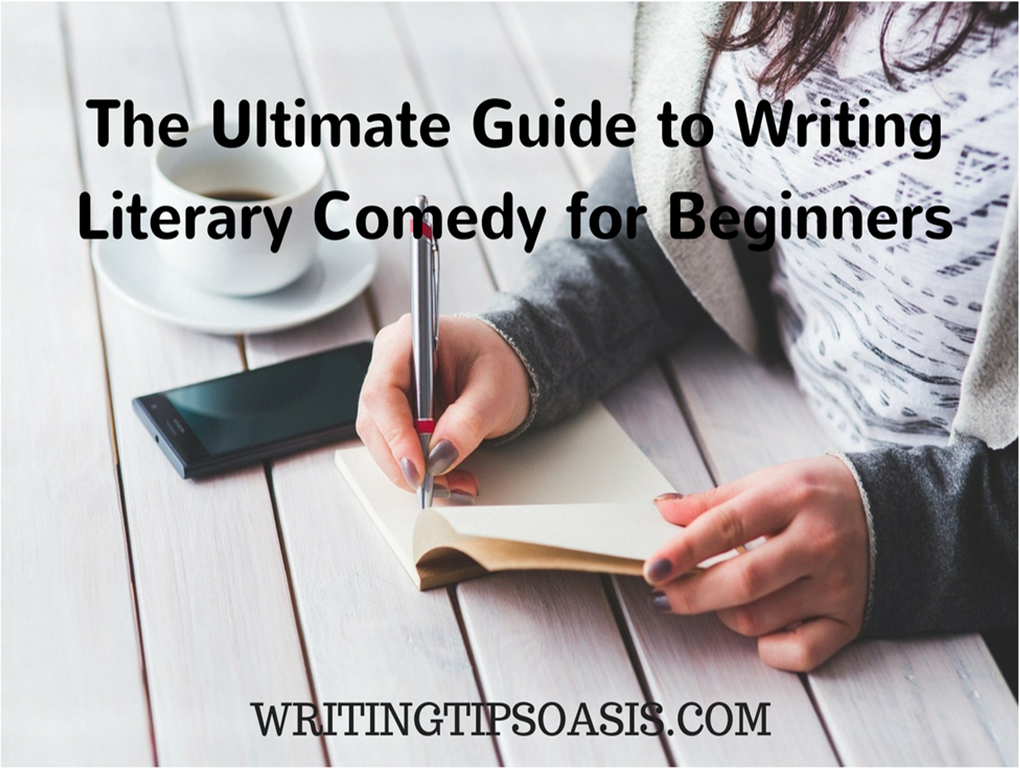 how to write literary comedy