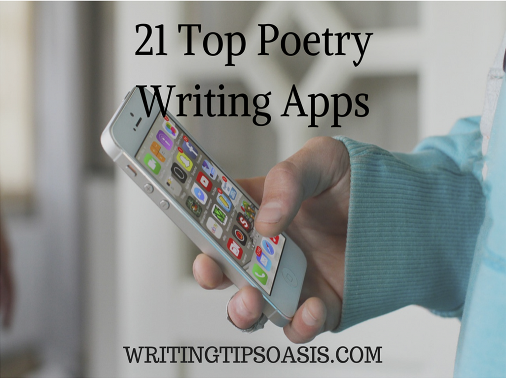 Poetry writing apps desktop