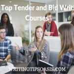 10 Top Tender and Bid Writing Courses
