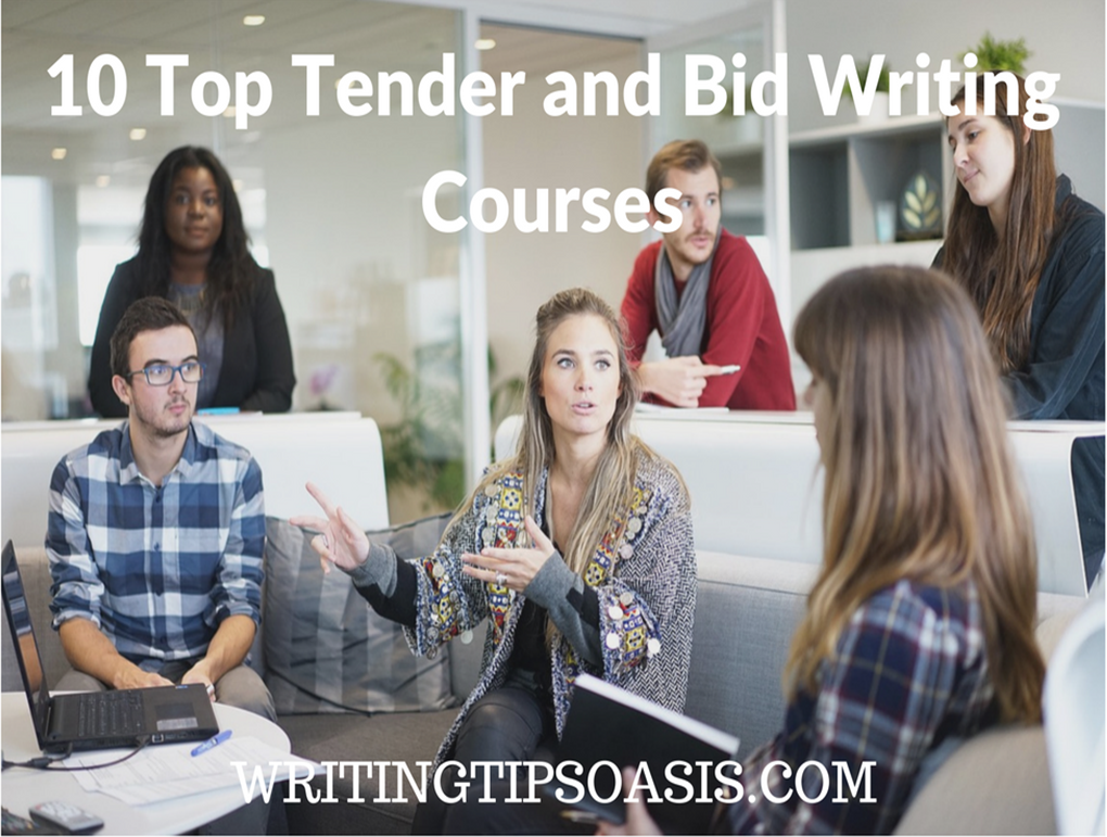 tender and bid writing courses