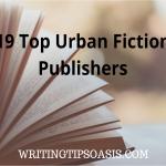 19 Top Urban Fiction Publishers