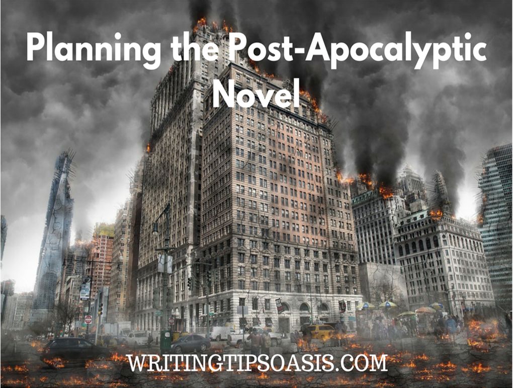 planning the post-apocalyptic novel