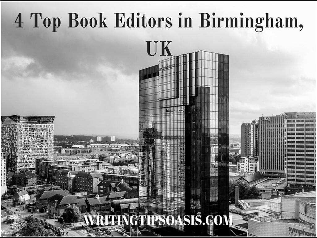 book editors in birmingham uk