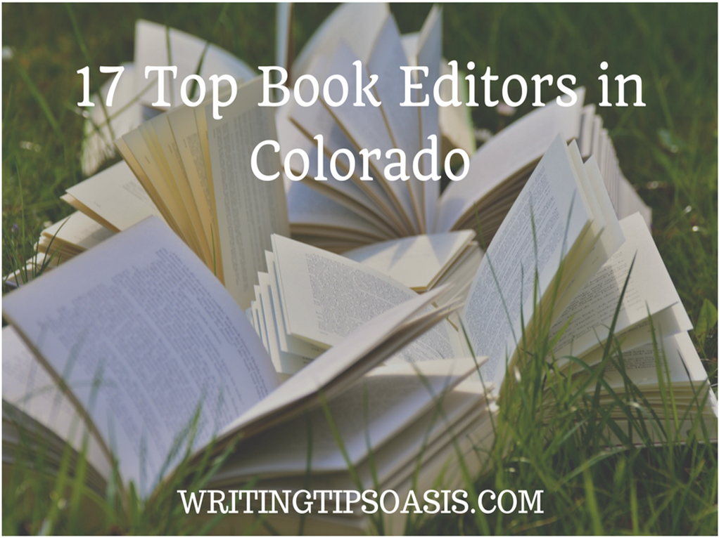 book editors in colorado