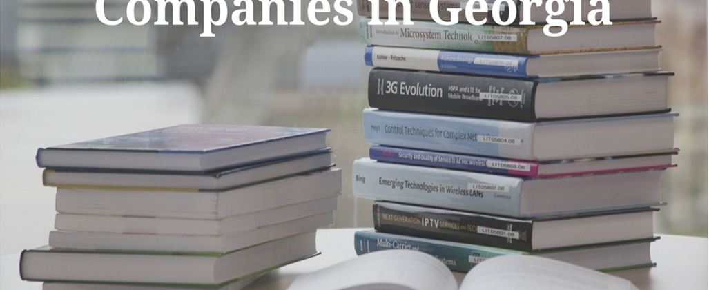 21 Top Book Publishing Companies in Georgia