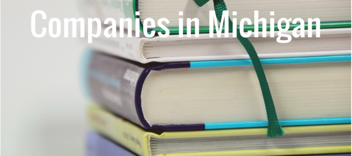 19 Top Book Publishing Companies in Michigan