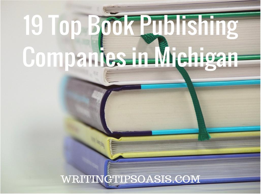 book publishing companies in michigan
