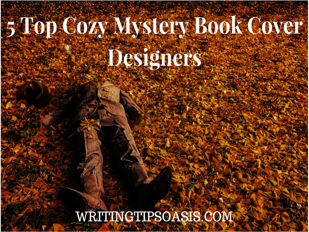 cozy mystery book cover designers