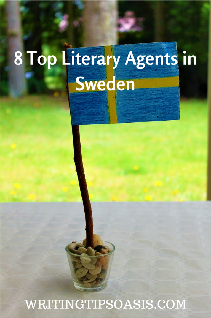 literary agencies in Sweden