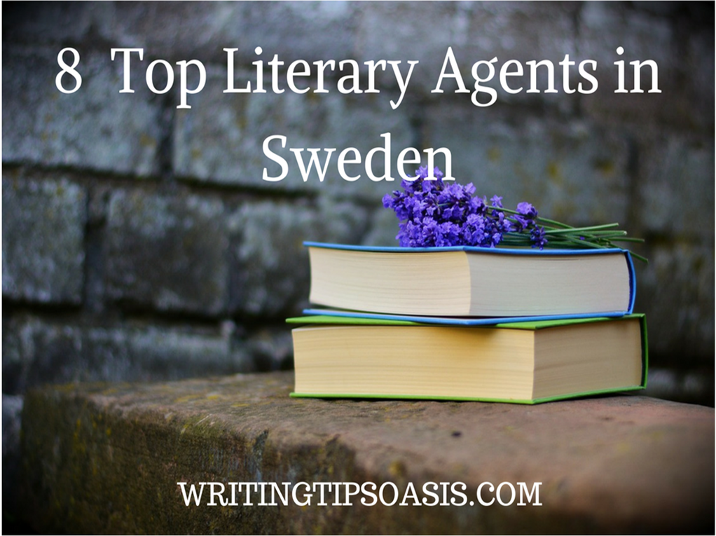 literary agents in sweden