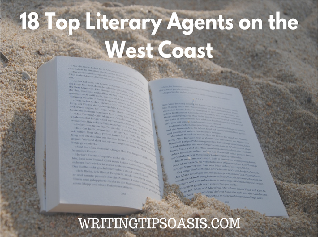 literary agents on the west coast