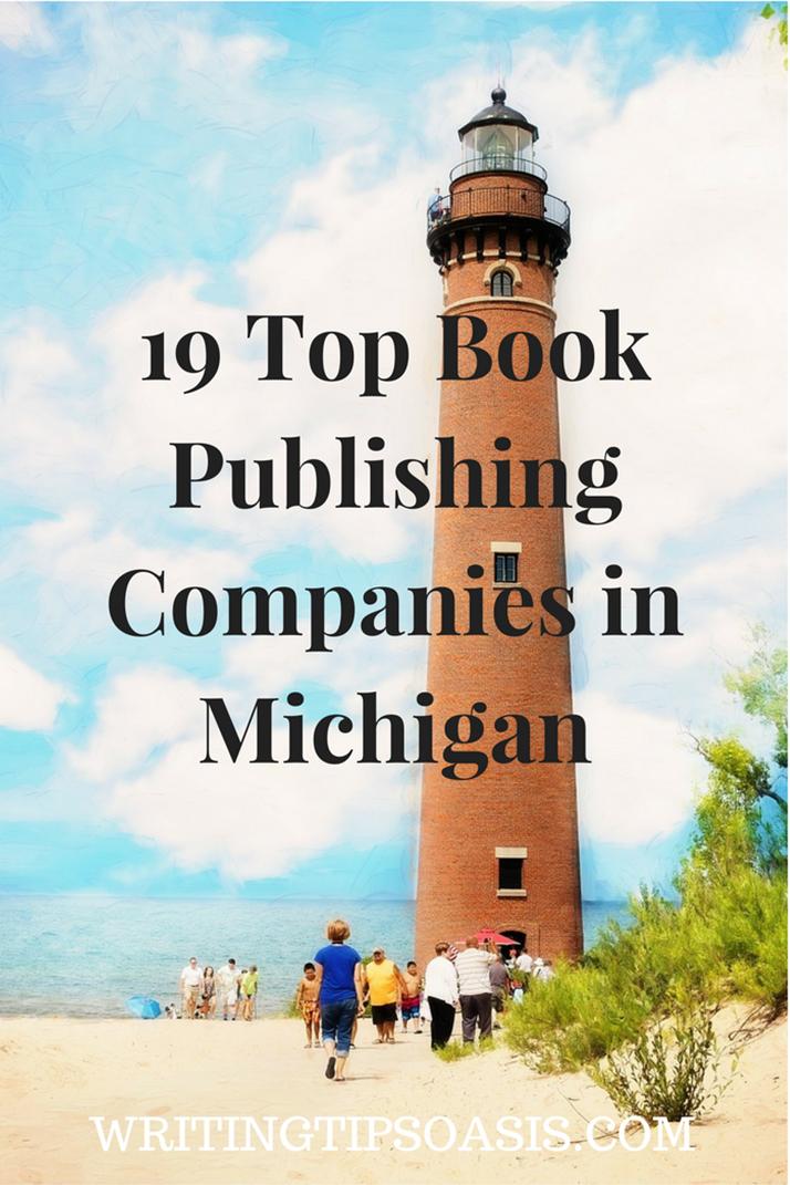 publishing houses in michigan
