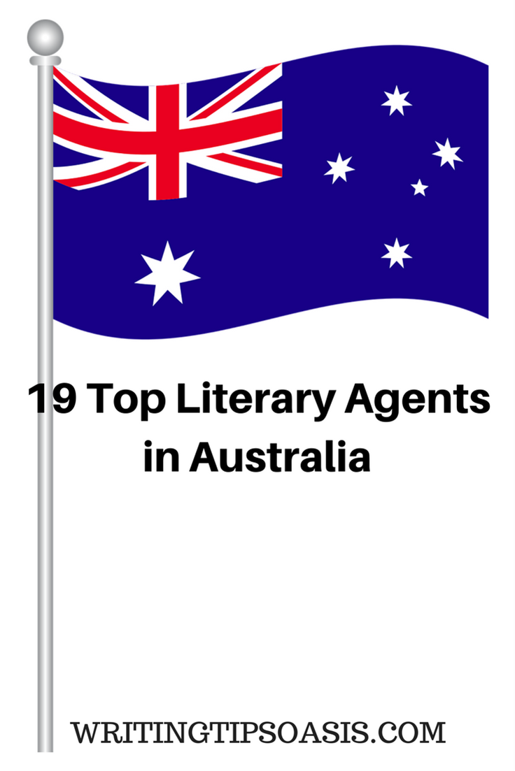top australian literary agents