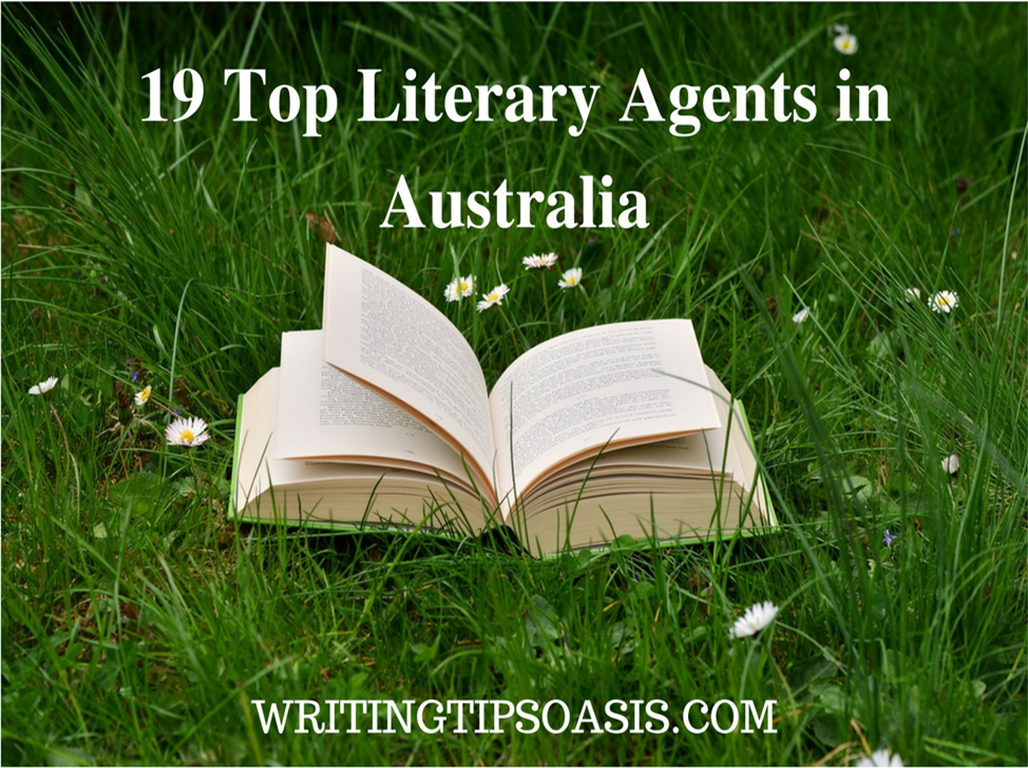 top literary agents in australia