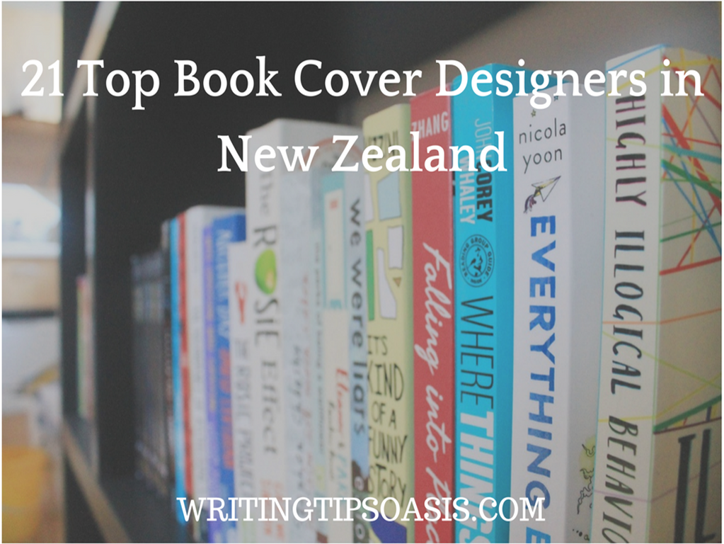 book cover designers in new zealand