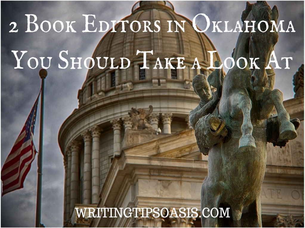 book editors in oklahoma