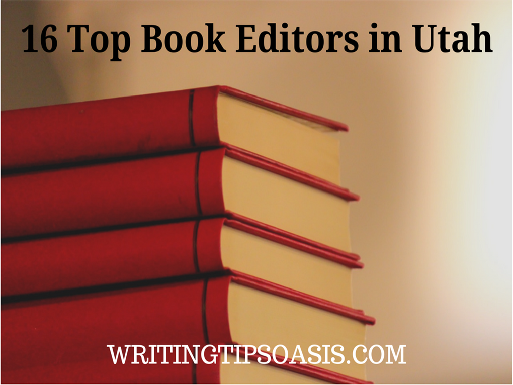 book editors in utah
