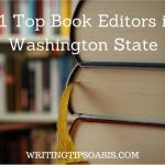 21 Top Book Editors in Washington State