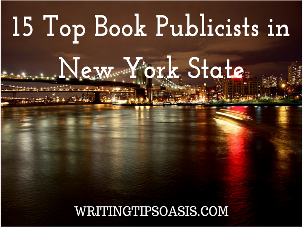 book publicists in new york state