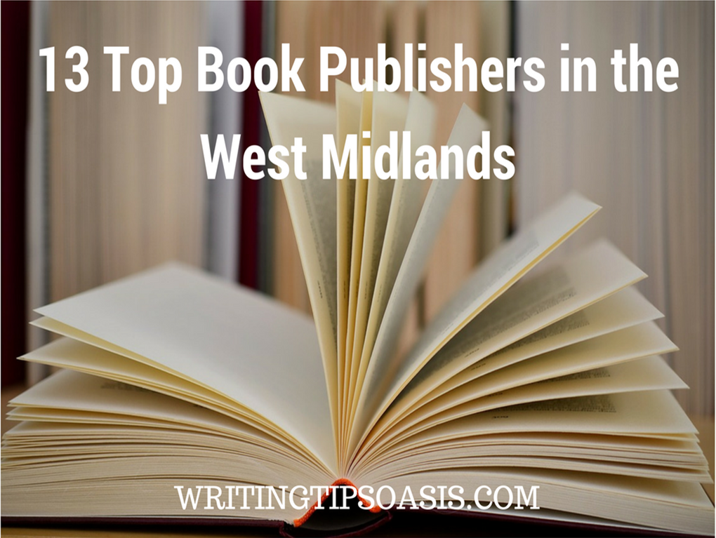 book publishers in the west midlands