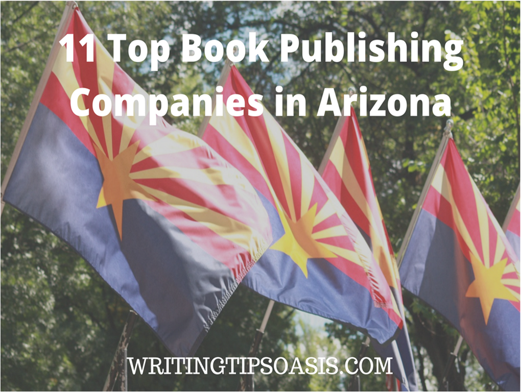 book publishing companies in arizona