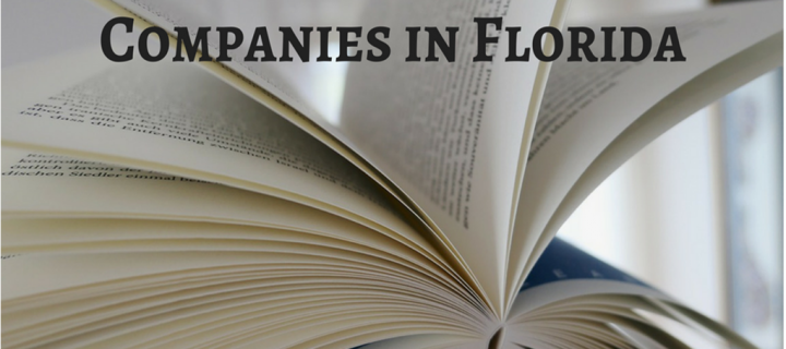 22 Top Book Publishing Companies in Florida
