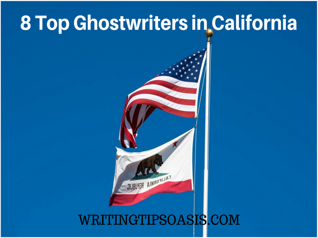 ghostwriters in california