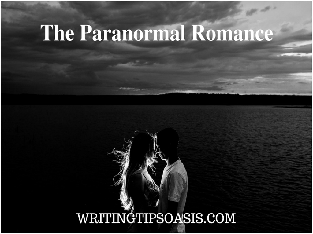 paranormal romance writing tips