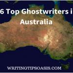 16 Top Ghostwriters in Australia