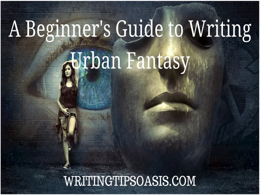 beginner's guide to writing urban fantasy