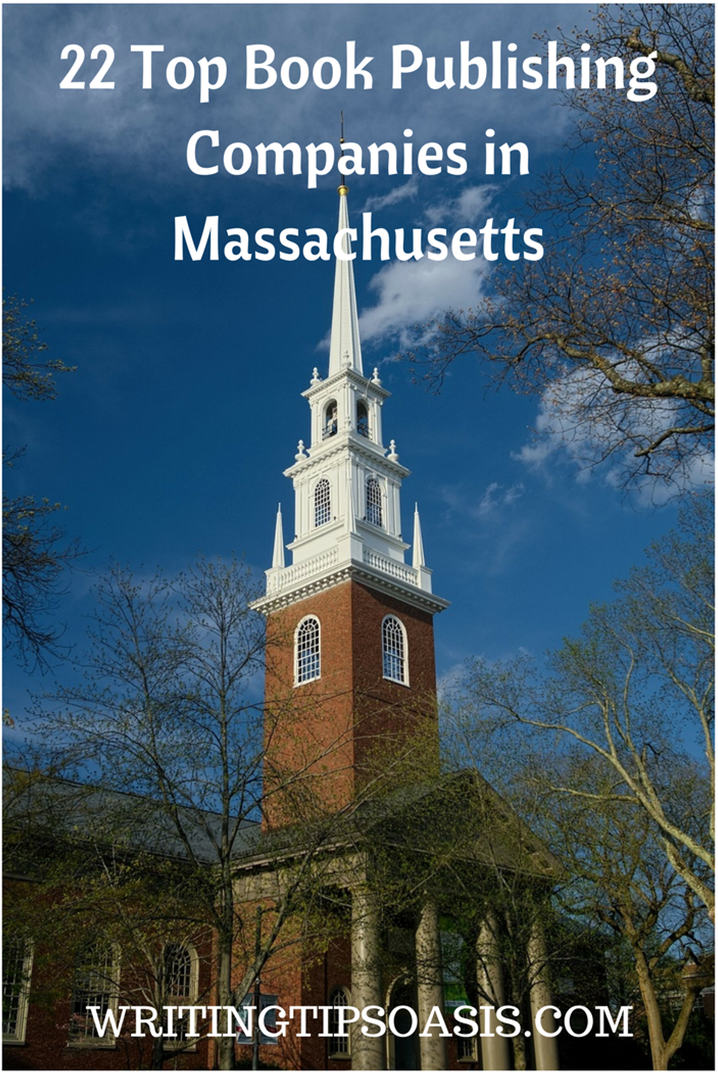 book publishers in massachusetts