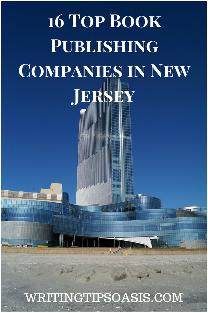 book publishers in new jersey