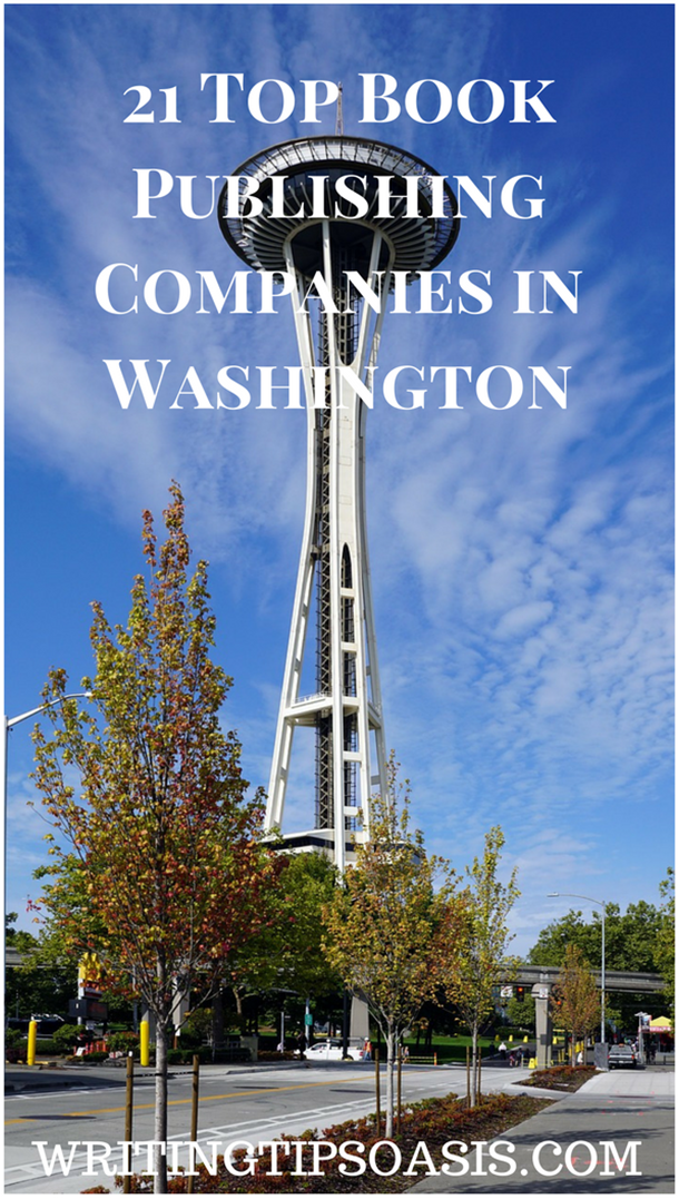 book publishers in washington