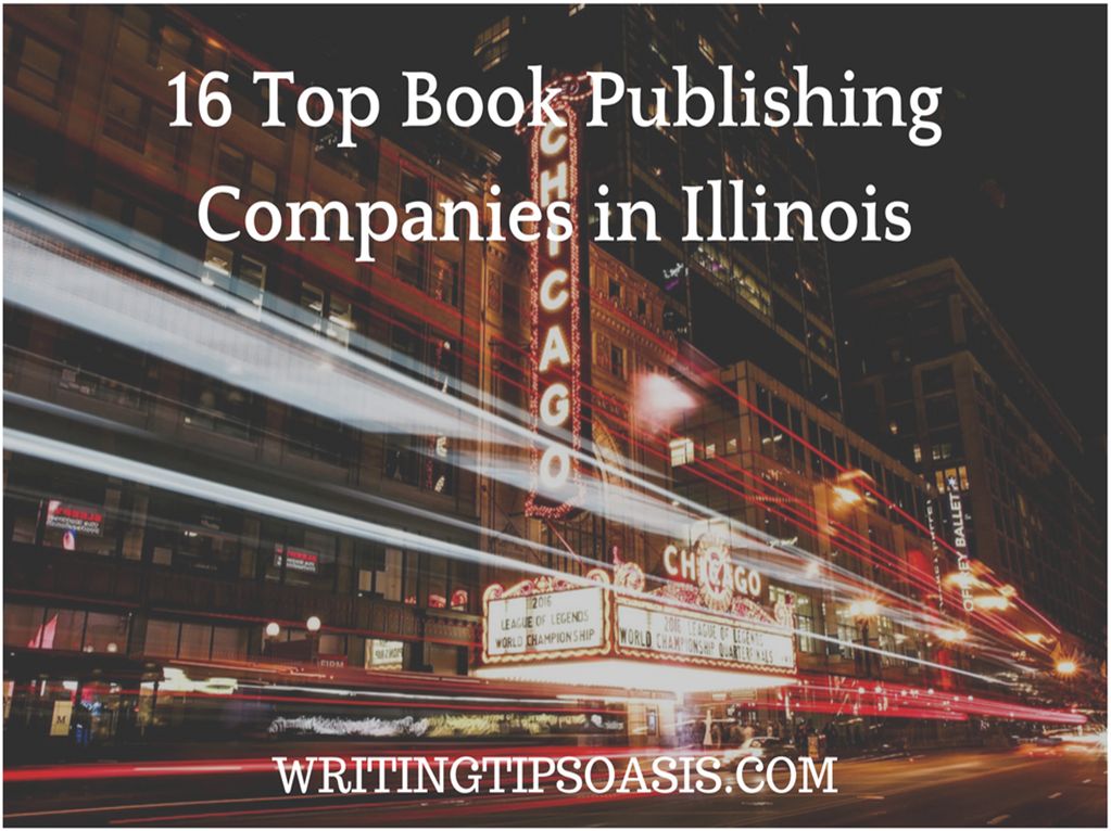 book publishing companies in illinois