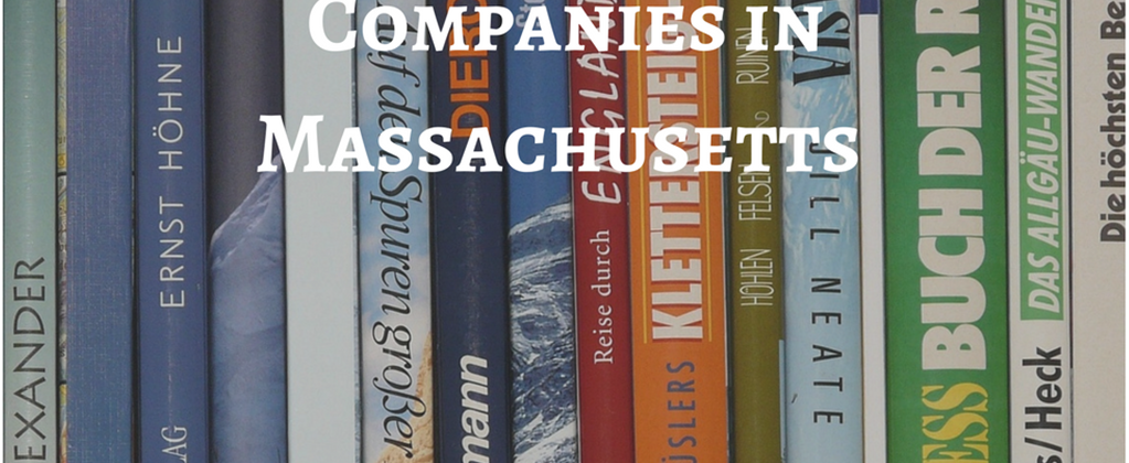 22 Top Book Publishing Companies in Massachusetts