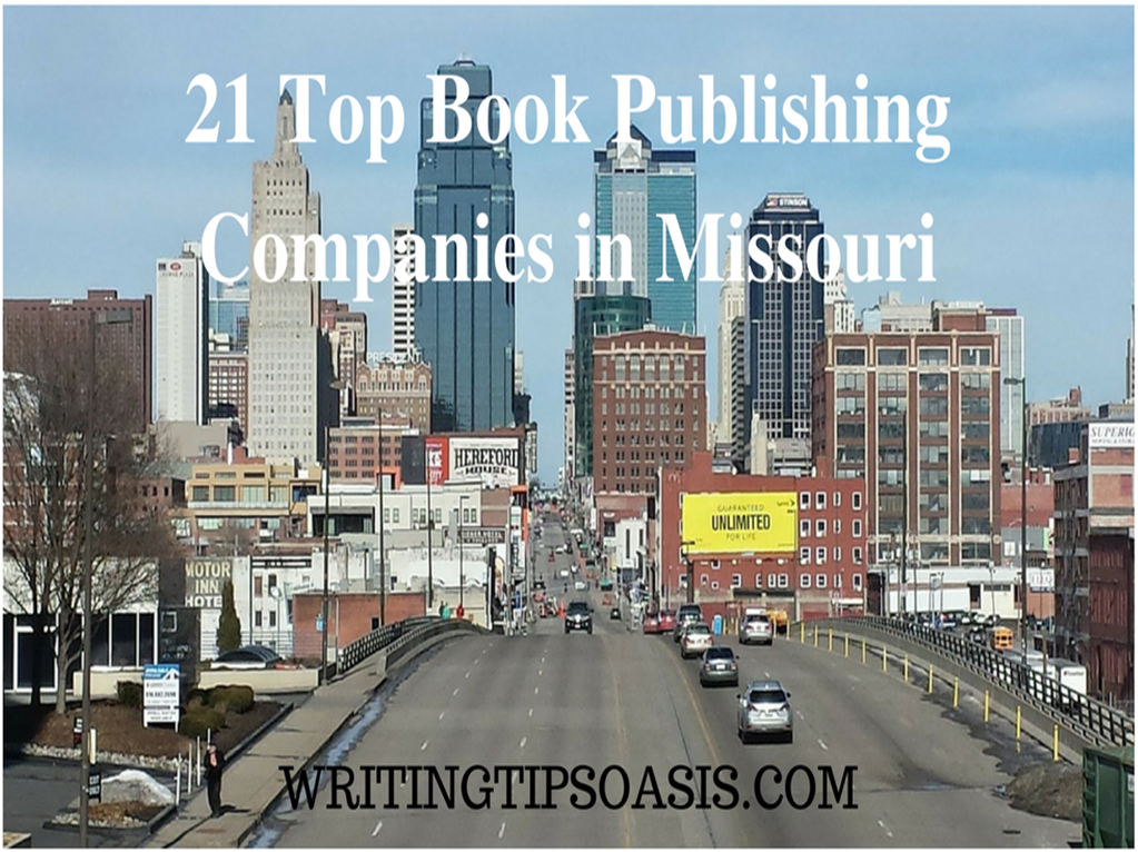 book publishing companies in missouri
