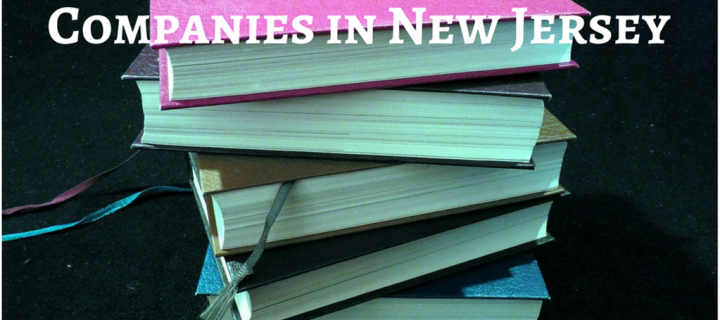 16 Top Book Publishing Companies in New Jersey