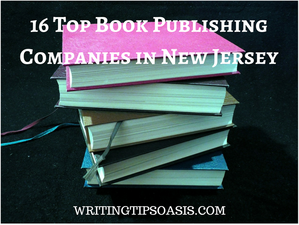book publishing companies in new jersey
