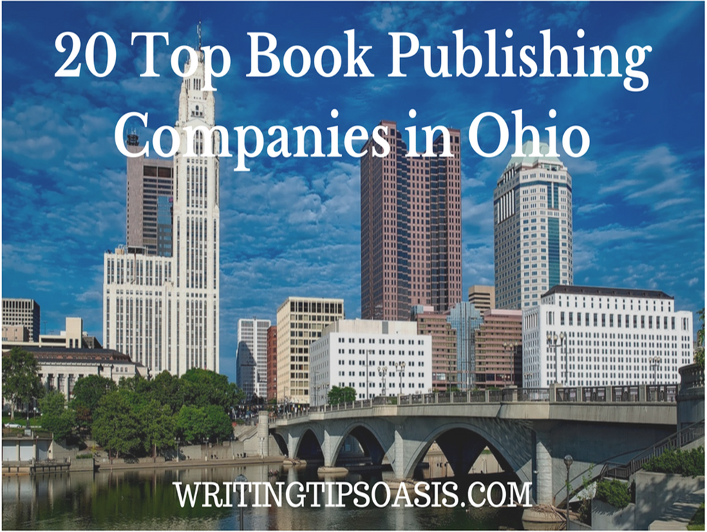 book publishing companies in ohio